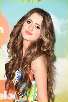 Laura Marano & Raini Rodriguez Reunite at Kids Choice Awards 2016: Photo #940662. Laura Marano outfit packs a punch as she arrives at the 2016 Kids' Choice Awards held at The Forum in Los Angeles on Saturday afternoon (March 12).    The 20-year-old…