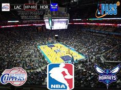 NBA 2016/17: Los Angeles Clippers 107-102 Charlotte Hornets