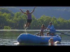 Kairos Wilderness Resort: Take Time. Make Memories - YouTube