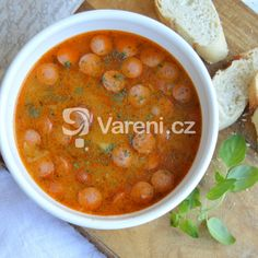 Czech Recipes, Ethnic Recipes, Food 52, Ham, Food And Drink, Baking, Vegetables, Health, Erika