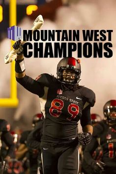 Fresno State Bulldogs Mountain West Champions 12/7/2013 GO DOGS!!