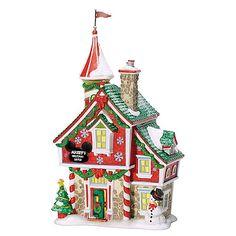 Disney Village, Mickey's Christmas Castle