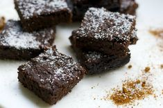 <p>These sweet potato brownies are really easy to throw together and they're gooey, moist, rich, sweet, and chocolatey.</p>
