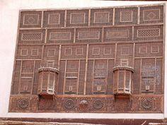 Light Matters: Mashrabiyas - Translating Tradition into Dynamic Facades,Detail of mashrabiya. Maison es Suhaymi. Cairo, Egypt. Image © Gérard Ducher. Wikimedia