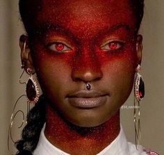 """Destaria had piercing blood eyes, the eyes that her village had deemed """"demonic"""" before they cast her out."""