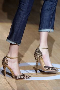 FashionCherry shoes Dsquared2-Fall-2012