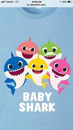 Baby Shark Decoracion Baby Shark