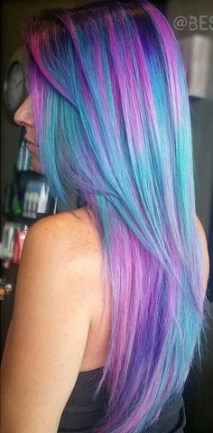 Beautiful Multi-Toned Hair