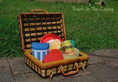 Dramatic play picnic