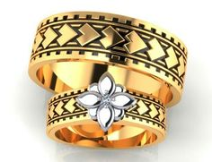 So beautiful, brought to you by Nesian Creations. Tongan Wedding, Samoan Wedding, Polynesian Wedding, Polynesian Dresses, Wedding Reception Themes, Wedding Colors, Wedding Planning, Wedding Ring Styles, Wedding Ring Bands