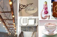 34 Dreamy DIY Vintage Decor Ideas