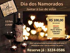 ♥ Jantar a Luz de Velas com Show romântico aquece noite do Dia dos Namorados no Bar do Nelson ♥ SP ♥  http://paulabarrozo.blogspot.com.br/2016/06/jantar-luz-de-velas-com-show-romantico.html