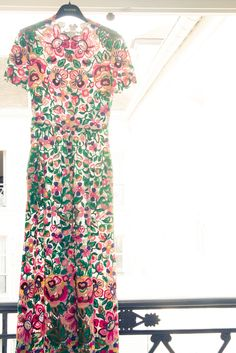 """""""I can't remember [my first fashion splurge]. It was either a Roberto Cavalli gown, Balenciaga bag or a Prada dress maybe?"""" http://www.thecoveteur.com/tina-leung/"""