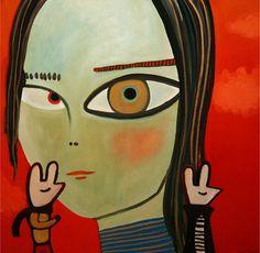 Sobre tela | Vanessa Linares
