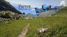 Vols d'essai des ingénieurs Parrot : les premières images faites avec des prototypes du Bebop Drone | Parrot news