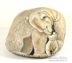 Pietrevive sassi dipinti : Altri animali