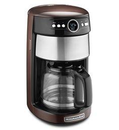 KitchenAid® 14 Cup Glass Carafe Coffee Maker