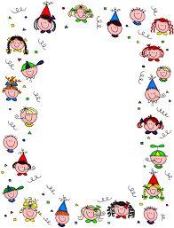 Resultado de imagen para margenes decorativos para niños