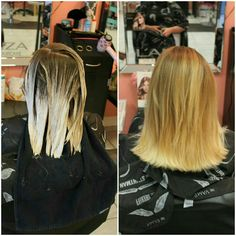 Here's a #balayage technique, it gives a beautiful #naturalcolour for a #sunkissed look -Victoria #bboutiquesalon