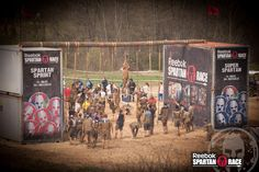 Get up those ropes, Spartans!!  Can you do this?  Sign up for a race and prove it! #SpartanRace #Fitness #Motivation