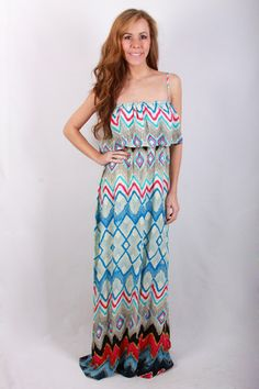 Gretchen Maxi Dress, $59.99