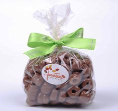 Jaques Torres Chocolate-Covered Cheerios: Jaques Torres chocolate-covered Cheerios ($6)