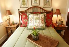 Tropical Bedroom Design, Pictures, Remodel, Decor and Ideas - page 3