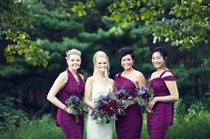 2013 Bridesmaid Dress Trends – Illusion, One Shoulder, Peplum, Lace, Convertible