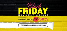 Falta pouco para a sexta-feira mais esperada do ano. Estamos preparando ofertas que só a Nay faz para você! Produtos com até 50% de desconto e condições imperdíveis! Você não pode perder. Prepare-se para o #BlackFridayDaNay. ⬇⬇⬇ #blackfriday #blackfridaybrasil #blackfriday2016 #25denovembro  Acesse: www.naymulticoisas.com.br
