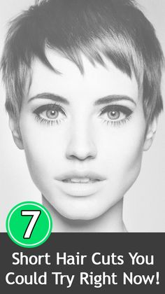 Short Hair Cuts: Here are some classics in short hair style that you can try right away that will bring the fun side of you right out.