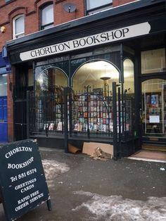 Chorlton Bookshop, Manchester