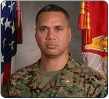 Marine LtCol. Max A. Galeai.  Died June 26, 2008 Serving During Operation Iraqi Freedom.  42, of Pago Pago, American Samoa; assigned to 2nd Battalion, 3rd Marines, 3rd Marine Division, Marine Corps Base Hawaii, Kaneohe Bay, Hawaii; died in Karmah, Iraq, while supporting combat operations.