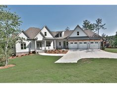 Traditional House Plan Front Photo 01 - 076D-0220 | House Plans and More