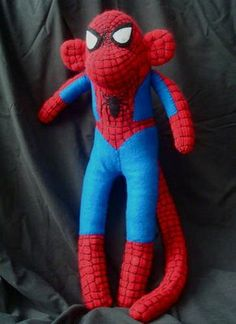 Calvins Canadian Cave of Coolness: Just Because Sock Monkey Spider-Man is Cool