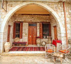 Typical Lebanese architecture in #Beïno By @chazachahine #WeArebanon