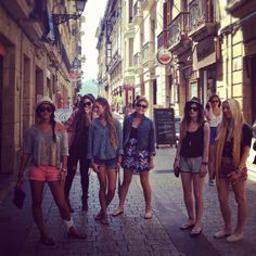 San Sebastian Girls