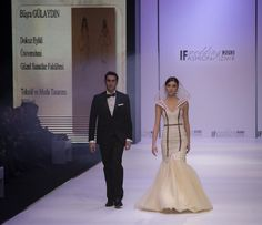 IF WEDDING FASHİON İZMİR - Gelinlik Tasarım Yarışması - Büşra Gülaydın