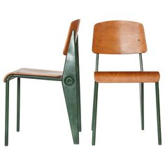 300 Demountable Chairs By Jean Prouvé