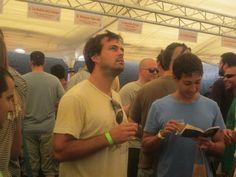 Primer Festival de Cerveza Artesanal Costa Rica 2012  Actualizado Hace aproximadamente 5 meses  21 de Abril de 2912: Más de 400 personas disfrutaron de este evento inédito en el país, realizado por primera vez en Avenida Escazú.