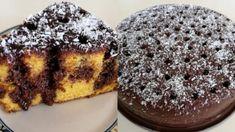 Τρυπατο σιροπιαστό κέικ καρότου με σάλτσα σοκολάτας Nutella, Tiramisu, Cheesecake, Muffin, Pudding, Breakfast, Ethnic Recipes, Desserts, Food