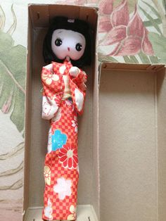 Vintage 1960s Made in Japan pose doll