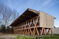 Gallery of Honey Exporter / DX Arquitectos + DEL SANTE Arquitectos - 15