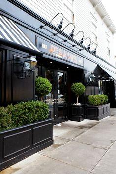 Cafe des Amis ~ San Francisco: