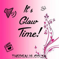 Hindsight is 2020 - It's Glow Time! - The Deal Is Hindsight, Laughter, Glow, Neon Signs, How To Get, Let It Be, Life, Sparkle