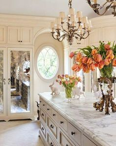 Wall Panel Molding, French Provincial Home, Stone Mantel, European Style Homes, Arched Doors, Curved Walls, French Oak, French Country, Master Closet