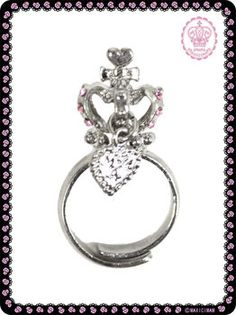 Rakuten: Crown motif ring (Small)- Shopping Japanese products from Japan $27