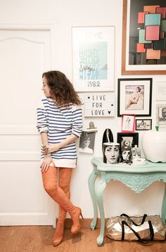 More interior inspiration on www.ringthebelle.com home / interieur / inspiration / paris / decoration / #ringthebelle / #storystore