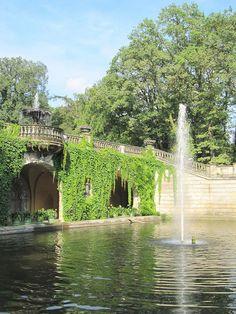 Germany - Potsdam - Souci Palace Gardens