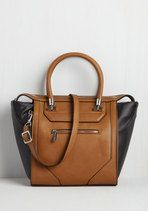 Cabaret Crawl Bag in Chestnut $98