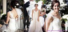 Bridal Hair styles to Best Match Your Veil, Barrette and Headband